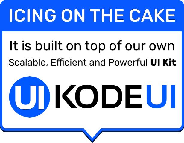 Storeo - Built With KodeUI App Kit