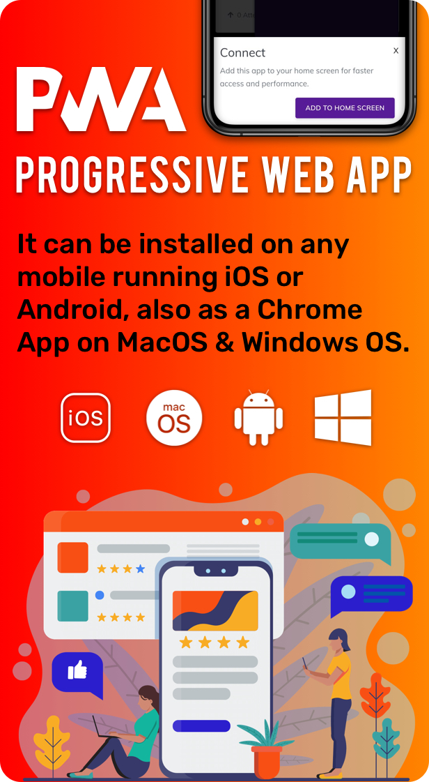 Storeo - Progressive Web Application